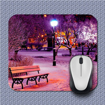 Bench Park Mouse pad New Inspirated Mouse Mats Ac8 - $6.99