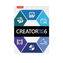 Roxio Creator NXT Pro 6 (NXT6) | Digital Software Key - FAST DELIVERY 24... - $4.99