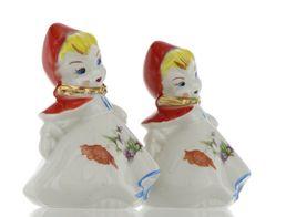 """Hull Little Red Riding Hood 5"""" Range Salt and Pepper Shaker Set BBB image 8"""