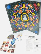Star Trek The Next Generation Game Of The Galaxies 1993 Game Board Only Parts - $25.00