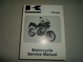 2007 2008 Kawasaki VERSYS MOTORCYCLE Service Repair Shop Workshop Manual... - $69.29
