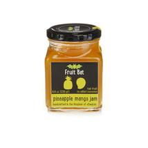 Fruit Bat Pineapple Mango Jam Handmade in eSwatini - $7.99