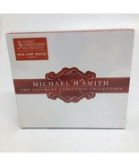 The Ultimate Christmas Collection By Michael W. Smith ( 3 CD Set ) SEALED - $21.49