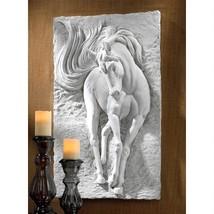 """Equine Grandeur""  Horse Wall Sculpture - $189.95"