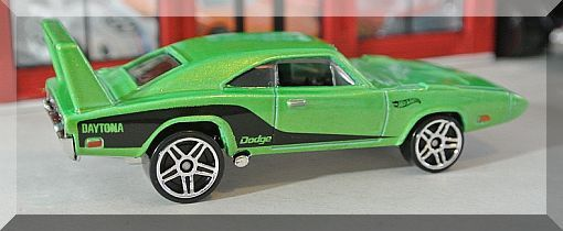 2017 MUSCLE MANIA Design /'69 DODGE CHARGER DAYTONA  LOOSE Hot Wheels 164