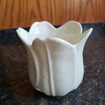 Spring Flower Candle Holder for Votive Tealight Partylite Petal Light P0... - $12.82