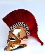 NauticalMart Knight Greek Wearable Corinthian Helmet - $199.00