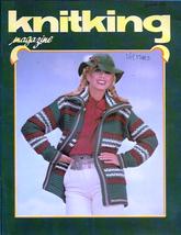 KnitKing Vol 17 No 3 1982 Magazine Machine Knit Patterns Articles & More... - $5.99