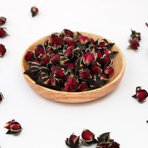 Fancitea High Quality Dried Rose Buds Herbal Tea (4-16oz~) - $13.55+