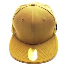 Dickies Base Ball Cap, Fitted Size L Wheat - £22.35 GBP