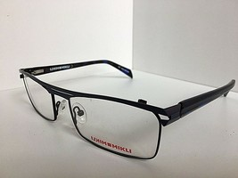 New Mikli by ALAIN MIKLI ML 1306 C004 57mm Blue Black Men's Eyeglasses Frame  - $79.99