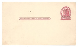 UX32 Philadelphia Surcharge UPSS S44 33 Mint MNH 2c Jefferson Postal Card  - $22.50