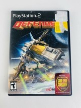 Defender (Sony PlayStation 2, 2002) PS2 Complete CIB W/ Manual - $9.89