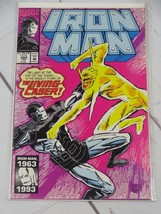 Iron Man #289 (1993) Marvel Comics Bagged and Boarded - C2004 - $1.79