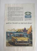 You' Ll Amore Chevrolet'S Nuovo Light-Touch Guida Bel Air Sport Taglio Con Ad - $31.88
