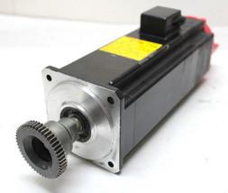 Fanuc A06B-0374-B175 AC Servo Motor 3000 RPM 0.5Kw 200Hz 2.5Nm 4.5A M-71... - $779.63