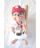Annalee Baseball Player Mouse 2006 - $24.99
