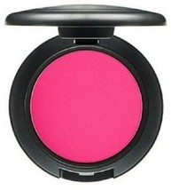 MAC Powder Blush Fard a Joues FULL FUCHSIA Bright Intense Fuchsia .21oz ... - $23.76