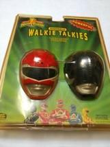 1994 Micro Games Of America Power Rangers Handheld Walkie Talkie Red and... - $39.99