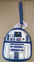 Disney Parks Store Loungefly Star Wars R2-D2 Backpack Wristlet Belt Bag ... - $39.99
