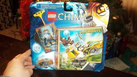 LEGO LEGENDS OF CHIMA LAGRAVIS ROYAL ROOST --70108--NEW IN PACKAGE Build... - $9.94
