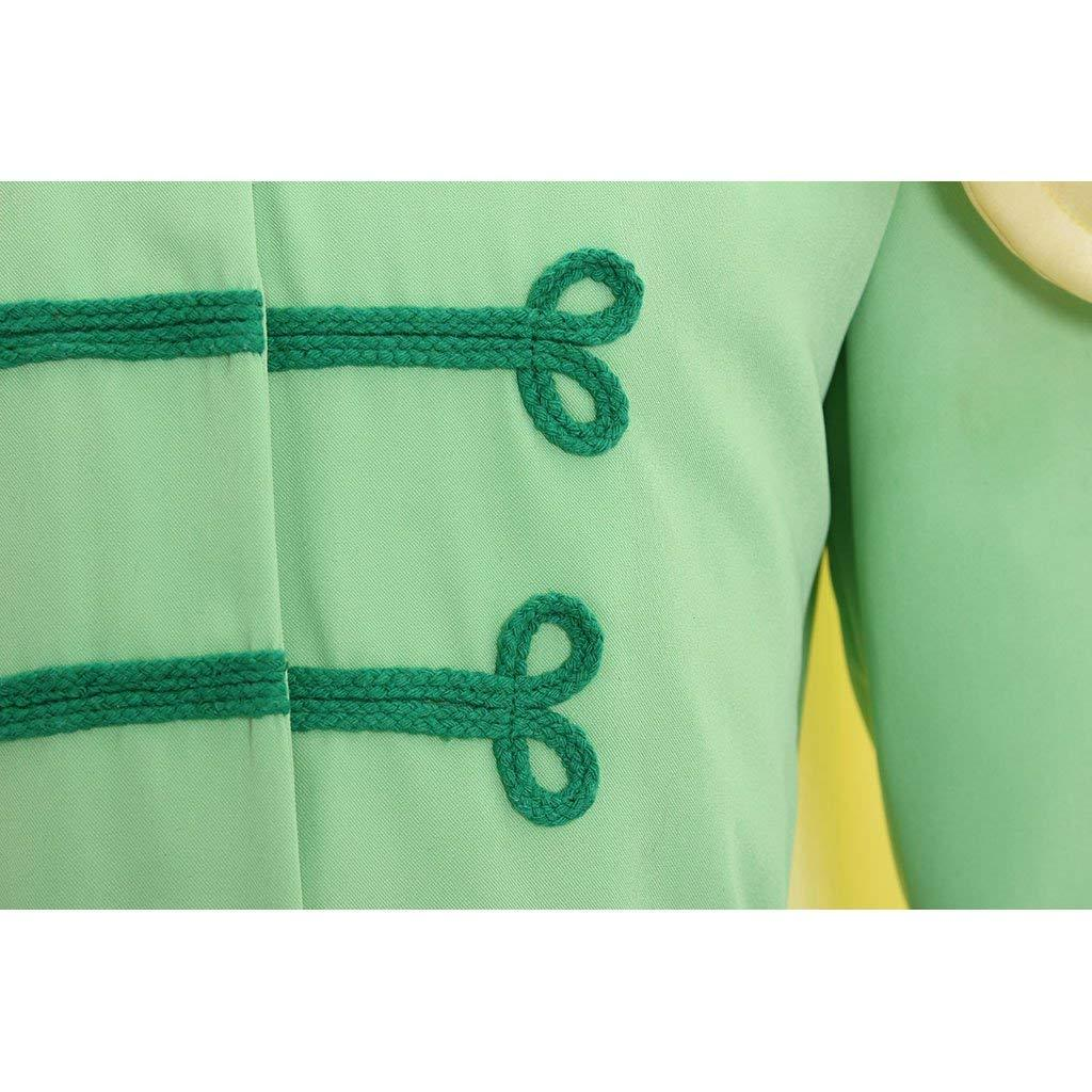 Prince Naveen Costume Men Suit Halloween Party Outfit Custom Any Size image 6