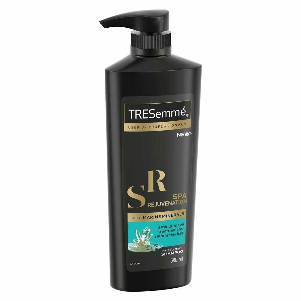 Primary image for TRESemme Spa Rejuvenation Shampoo, 580ml with marine minerals fs