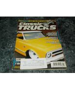 Classic Trucks Magazine January 2010 Vol 19 No 1 Halogen Headlight upgrade - $2.99