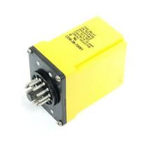 Potter & Brumfield CDB-38-70091 Time Delay Relay 120VAC, 0-5SEC, CDB3870091 - $150.00