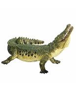 MOJO Crocodile with Articulated Jaw Realistic International Wildlife Han... - $10.99