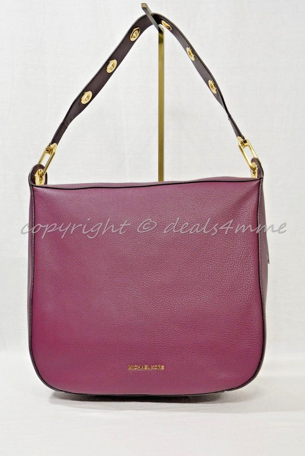 c24ffc28986d NWT Michael Kors Raven Large Leather and 50 similar items. S l1600