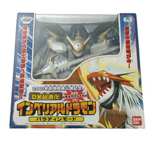 Bandai Digimon DX Evolution Imperialdramon Paladin Mode Figure Japan Digivolving - $343.00