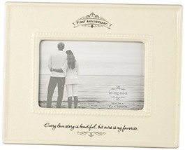 Enesco Insignia First Anniversary Frame, 7.625""