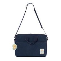 KAKAO FRIENDS Official- Lazy Sunday Lightweight Brief Bag, 15 inch Laptop Bag Ry