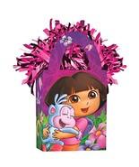 Dora Flower Adventure Kids Birthday Party Decoration Gift Bag Balloon We... - $6.66