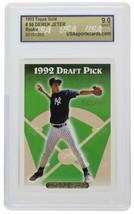 Derek Jeter 1993 Topps 98 Gold New York Yankees Card USASportCard MT 9 - $395.01