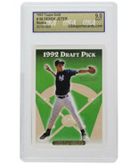 Derek Jeter 1993 Topps 98 Gold New York Yankees Baseball Card USA MT 9 - $399.63