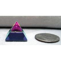 Scholer Smooth Handcut Crystal Pyramid image 2
