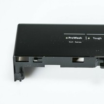 WPW10537334 Whirlpool Black Control Panel and Overlay OEM WPW10537334 - $198.94