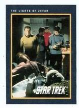 Star Trek card #221 The Lights of Zetar Kirk Spock Bones - $3.00