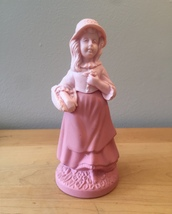 70s Avon Pretty Girl Pink young girl cologne bottle (Somewhere) image 1
