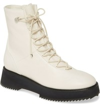 Jimmy Choo Haysley Combat Boots Latte Size 40 MSRP: $1,200.00 - $673.20