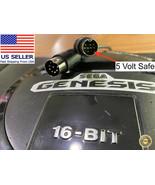 Sega Genesis 32X to Genesis Model 1 patch / link cable - 5 volt safe! - $7.99