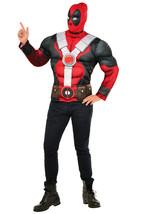 Rubie's Costume Co Marvel Men's Deadpool Muscle Chest Costume Top - $67.76