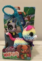FURREAL WALKALOTS  RAINBOW KITTY NEW  - $15.99