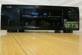 Denon AVR-E300 Receiver - 3D 1080P HDMI DTS HD 175 Watts 5 Channels - $139.89