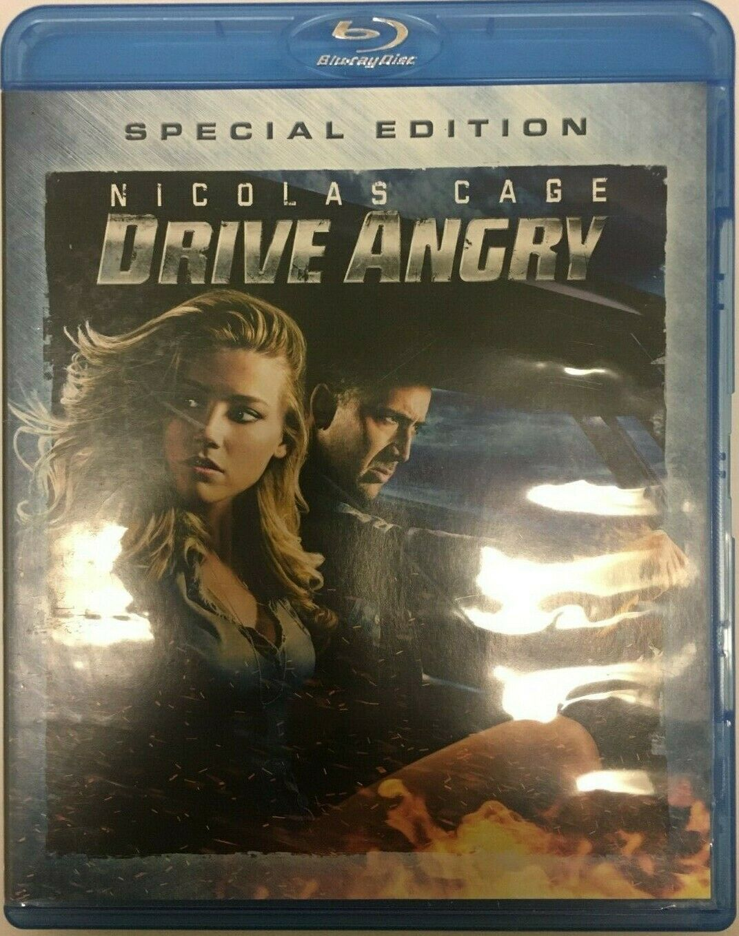 Primary image for DRIVE ANGRY (BLU-RAY) #I-31 C