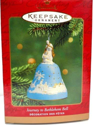 Hallmark Ornament QX8386 Journey to Bethlehem Bell
