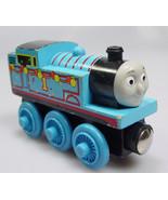 Thomas Birthday train engine sodor Wooden Railway 1st birthday train cak... - $11.25