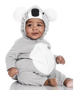 NEW NWT Boys or Girls Carter's Halloween Costume Koala 3/6 or 6/9 Months - ₹1,883.38 INR